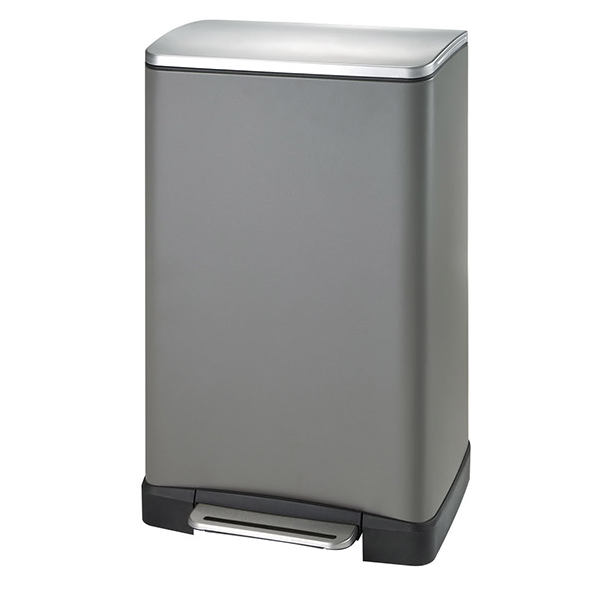 thùng rác eko-e-cube-classic-pedal-bin